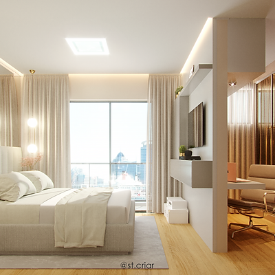 Apartamento 107m² | The House Osasco