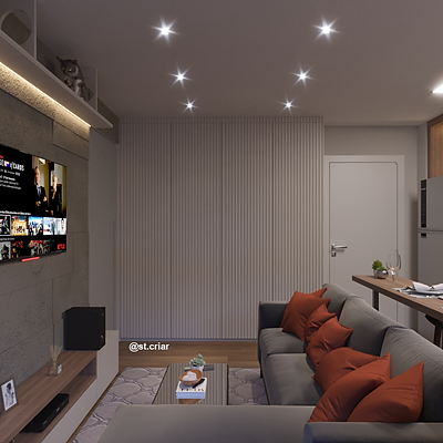 Apartamento 45m² | Walk SP Butantã