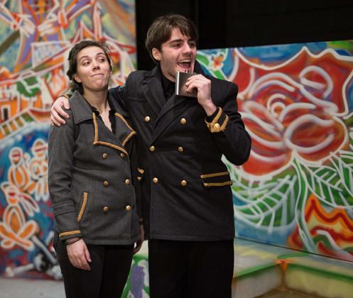 Cassio in Othello at Slipstream Theatre Initiative