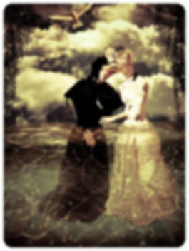Surreal Sister, Gothic Victorian, Swamp, Sisters, Two Head are better than One