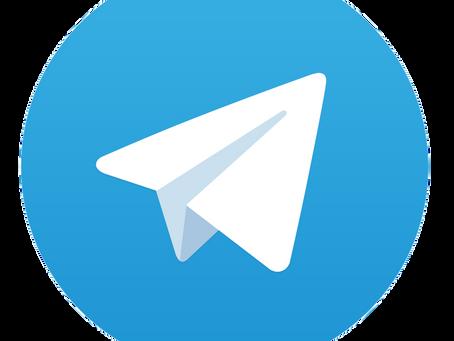 Telegram чат для участников
