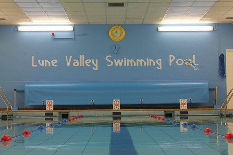 Lune Valley Swimming Pool.
