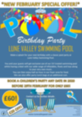 LVSP - A5 Birthday Party - Flyer NEW 202