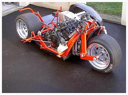 Team Fb Superside Side Car De Vitesse Le Side Car