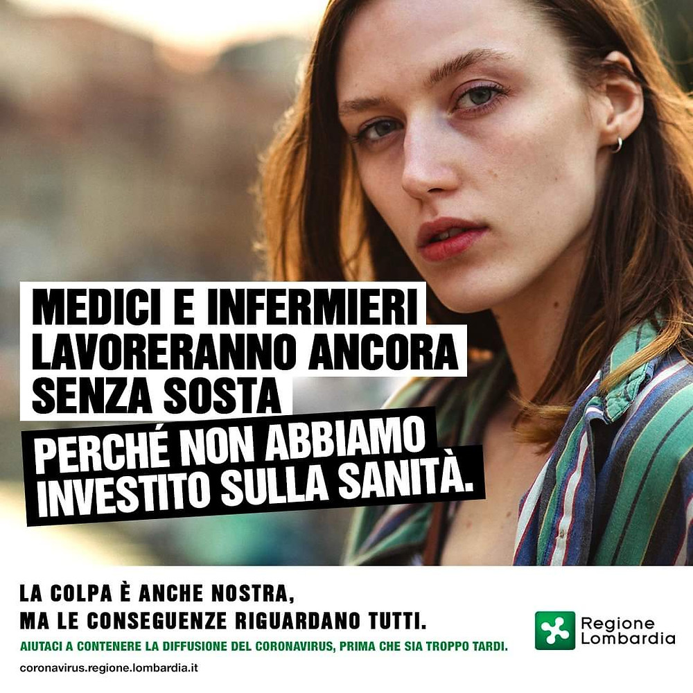 The Covid Dilemma Regione Lombardia