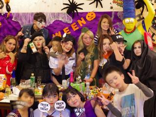ハロウィンパーティー2019