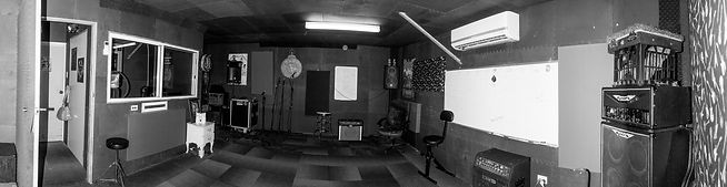 Pulpitation Studios - Fully soundproofed recording studio & rehearsal rooms -  Solo Artists • Bands • Voice Overs • Demos • Singles • EPs • Albums