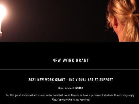 2 grant awards!