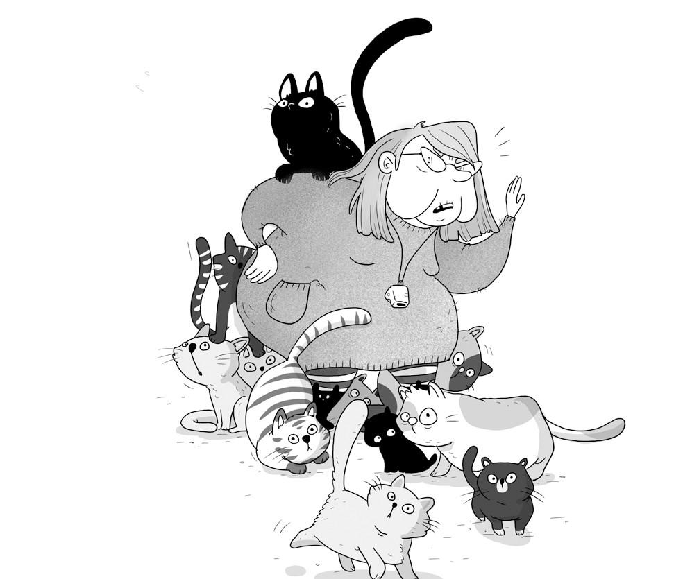 Miss Kitty_Väärä Bertta