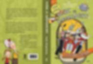 Patrik ja Superseniorit lastenkirja,Tekst Malin Klingenberg, kuvitus Tiina Konttila