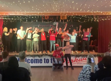 VIDEO: The Helping Hands Group 2019 Christmas Production