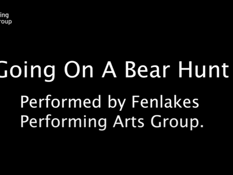 VIDEO: Fenlake's Performing Arts Group Perform 'Going On A Bear Hunt'