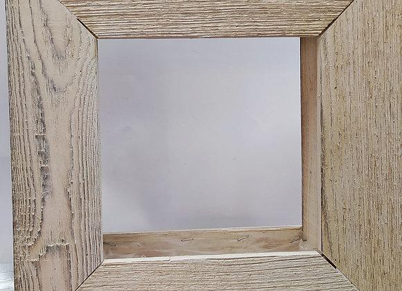 CORNICE CONTENITORE legno anticato renkalik