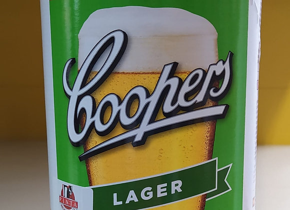 MALTO COOPERS LAGER