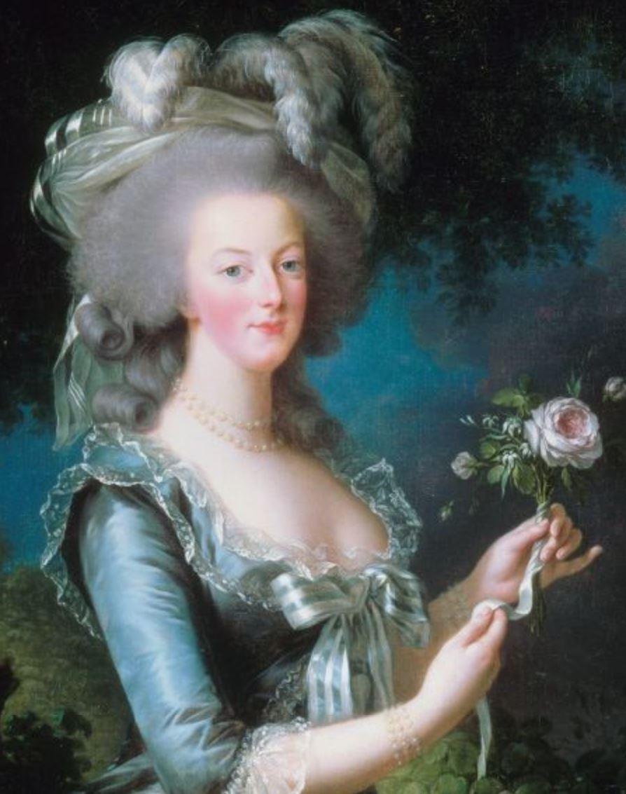 Regina Maria Antonietta influencer