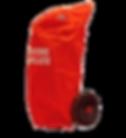 Vendita cappuccio di protezione impermeabile per estintore carrellato