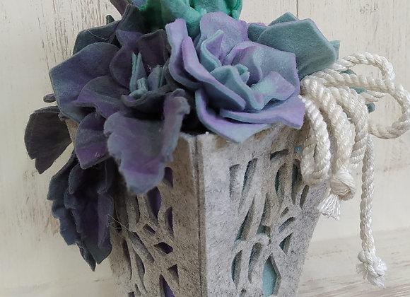 Kit Piante grasse in vaso Creattiva - Lineaverde