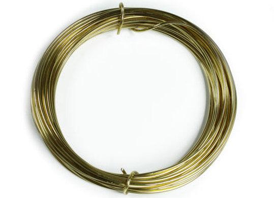 FILO ALLUMINIO ANIMATO GOLD