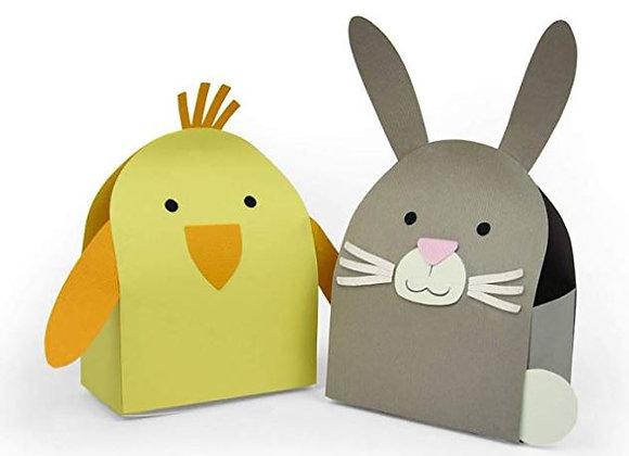 FUSTELLA BOX ANIMAL