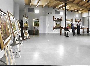 Mostra pittorica Scansno, vigne nel paesaggio di Maremma