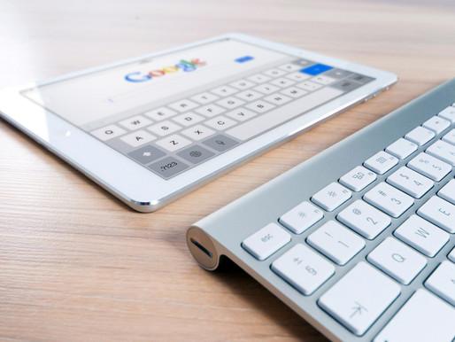 Come apparire su Google?