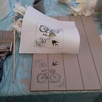stencil corso hobbistica Firenze