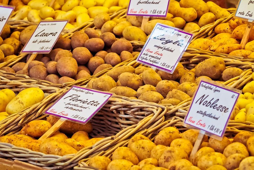 Il marketing delle Patate - Come un prodotto di ottima qualità diventa virale… una storia del 1700!