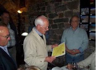 Celebrazione premio 5 grappoli a Poggio Argentiera