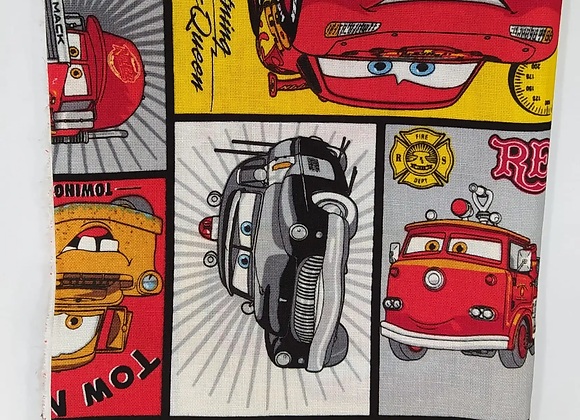 TESSUTO DISNEY CARS