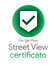 Certificazione google street view