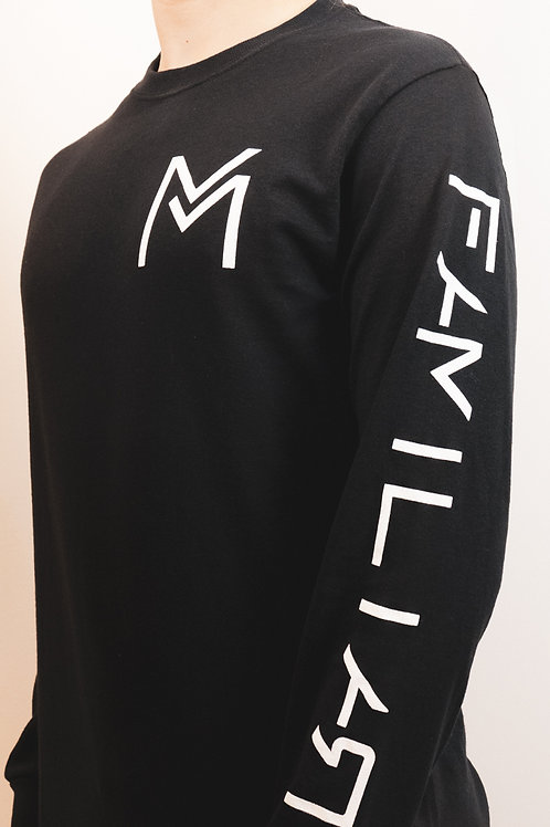 "Long Sleeve ""Familiar"" Shirt - Men"