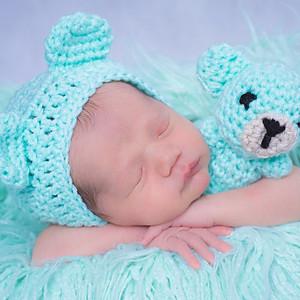 Ensaio Newborn - Bernardo
