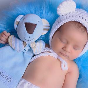 Ensaio Newborn - Kaleb
