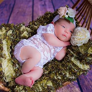 Ensaio Newborn - Alice
