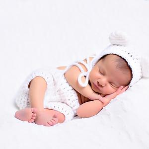 Ensaio Newborn - Heitor