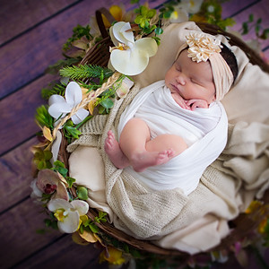 Ensaio Newborn - Helena