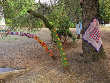 Les arbres en habits de fête