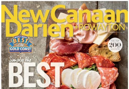 New Canaan Darien + Rowayton