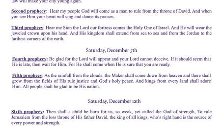 The Prophesies