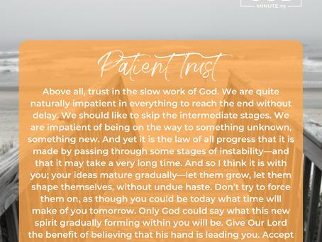 Prayer 7/20
