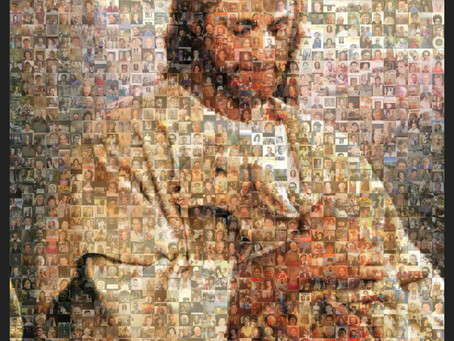 All Souls Mass- Mosaic of Love