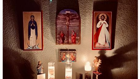 How to Create a Home Altar
