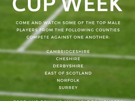 County Cup Week