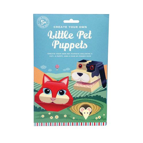 Little Pet Puppets