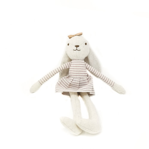 Girl Linen Hare