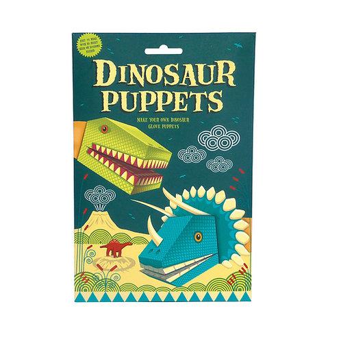 Dinosaur Puppets