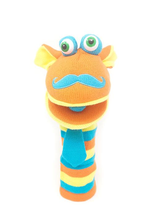 Mango Sockette Puppet