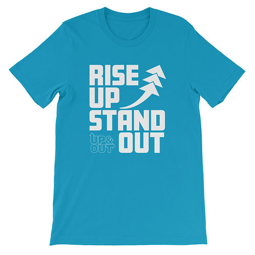 RISE UP STAND OUT T-Shirt