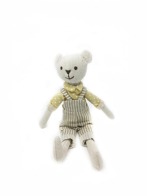 Linen Boy Bear