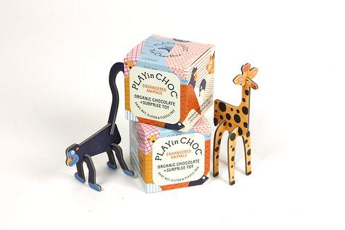 Endangered Animal ToyChoc